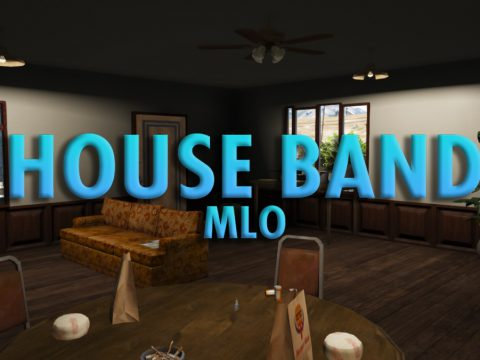 [MLO] House Band v1 [Add-On SP / FiveM] 1.2