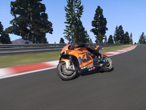 KTM RC16 2021 MotoGP [Add-On] 1.0