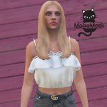 Little Bow Top for MP Female 1.2
