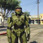Master Chief Halo Infinite [Add-On Ped] 2