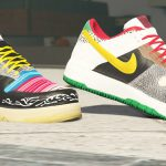 Nike SB Dunk What The P-Rod