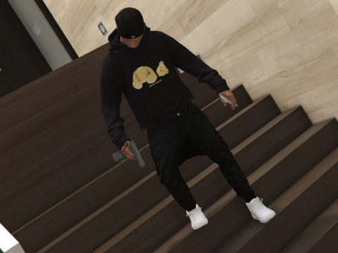 Palm Angels Hoodie Pack for MP Male
