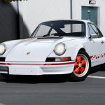 Porsche 911 Carrera RS 1973 [Add-On   Extras   Tuning   Template] 1.1