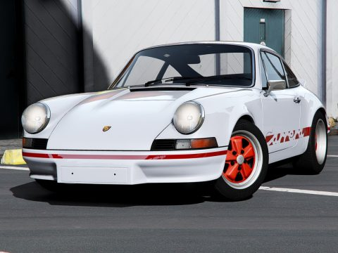 Porsche 911 Carrera RS 1973 [Add-On | Extras | Tuning | Template] 1.1