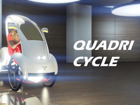 Quadricycle [Add-On] 1.0