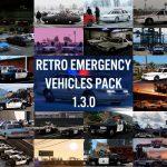 Retro Emergency Vehicles Pack 1.3