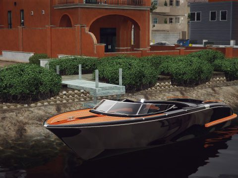 Riva Aquariva Super [Add-On / Replace | FiveM] 1.0