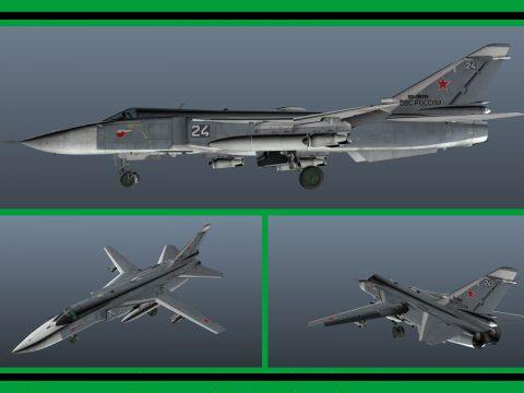 SU-24M Improved