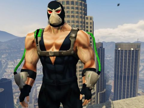 SUPERMAN V2 - suit - Supersoldier build - bane/capt. america