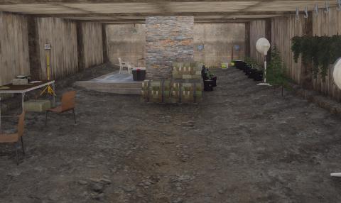Small Weed Farm [Menyoo / FiveM] 1.0