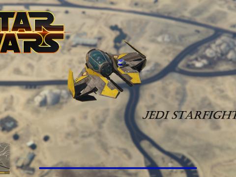 Star Wars Jedi Starfighter [Add-On] 0.1