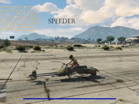 Star Wars Speeder [Add-On] 1.0