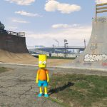 The Simpsons Pack [Add-on Peds] 1.0