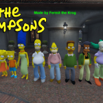 The Simpsons Pack [Add-On Peds] 3.0