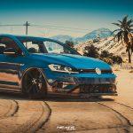 Volkswagen Golf 7.5R 2018 [Add-On | Tuning | Template] 0.7