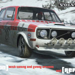Volvo 142 [Add-On / Replace | Tuning | Livery | Template | LODs] 1.0