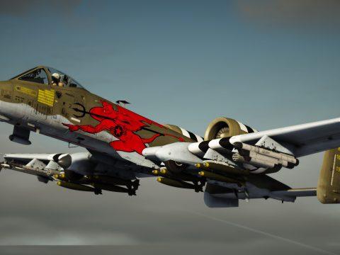 A-10C Thunderbolt II [Add-On   Custom Weapons] 1.1