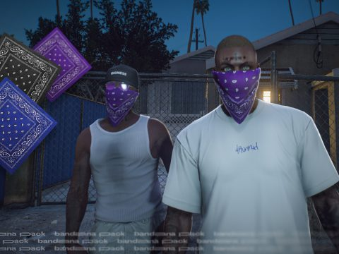 Bandana Pack for MP Male 1.1