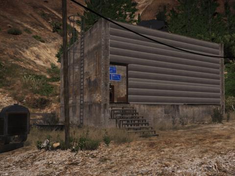 Smuggler's Base [Menyoo] 1.0