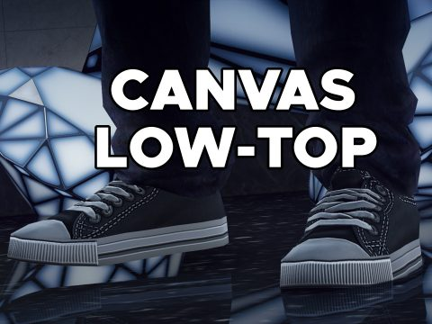 Canvas Lowtop MP Male Shoes 1.2