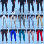 Chino Pants for MP Male