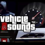 Custom Vehicle Engine Sounds [Add-On OIV / FiveM   Sounds] 1.7SP DLC