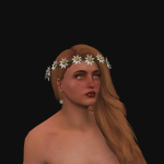 Daisy Crown for MP Female 1.0