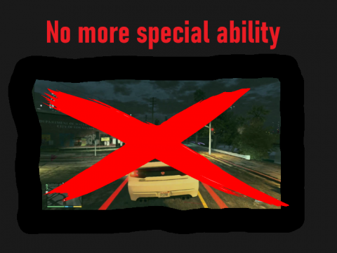 Disable Special Abilities