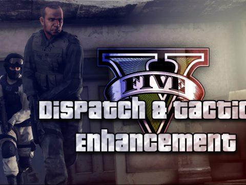 Dispatch & Tactics Enhancement V   Aritifical Intelligence Enhancement V 1.5