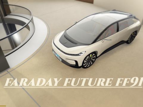 Faraday Future FF91 [Add-On | Unlocked] 1.0