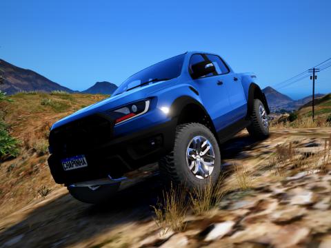 Ford Ranger Raptor 2019 [Add-On | FiveM] 1.0