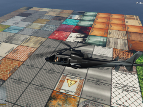 GTA V test map 0.0.1