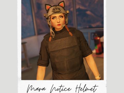 Helmet Cat for MP Male / Female 1.0