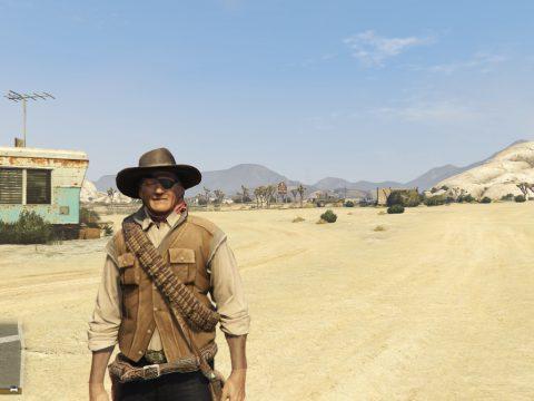 John Wayne [Add-On Ped] 1.0