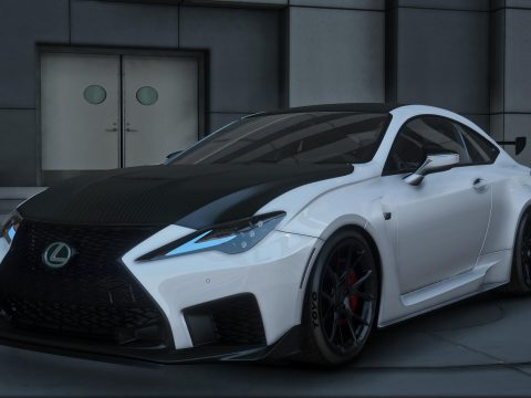 Lexus RC-F Track Edition 2020 [Add-On | Extras | Tuning] 2.0