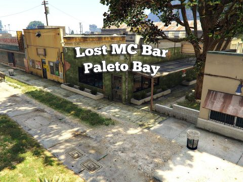 [MLO] Lost MC Bar Paleto Bay [Add-On SP / FiveM / AltV] 1.0