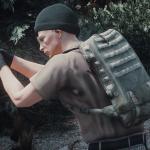 M9 Medical Assault Backpack [M & F] [EUP] 1.1 Male & Female