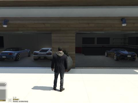Malibu mansion billionaire scene [Map editor] 1.0