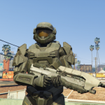 Noble Six Halo Reach [Add-On Ped] 1.0