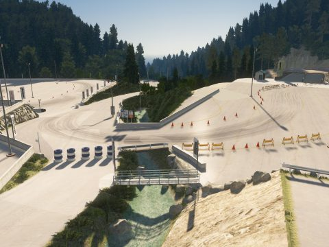 Okuibuki Motor Park [Add-on / FiveM] 1.0