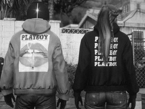 PLAYBOY x Missguided hoodies [mp male & female] (replace) {5 total}