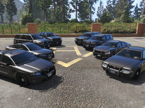 Paleto Bay Sheriff Office Pack [Add-On] 2.2