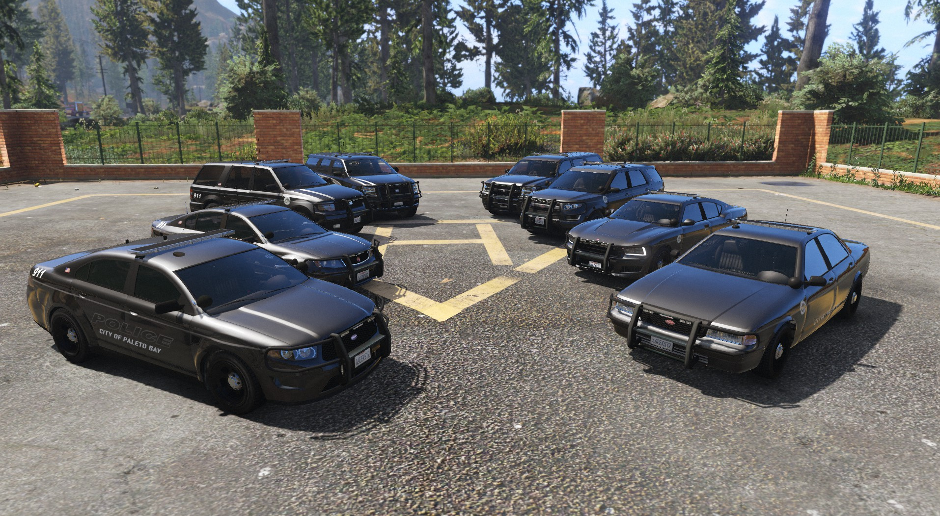 Paleto Bay Sheriff Office Pack [Add-On] 2.2