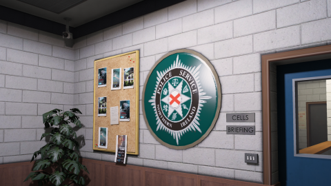 Police Service Northern Ireland Police Station 1.0