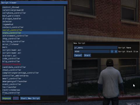 Script Viewer 1.0
