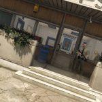 Sheriff Sandy Shores Outside [Fivem / Ymap] 1.0