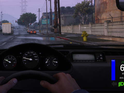 Smooth Driving V 1.0