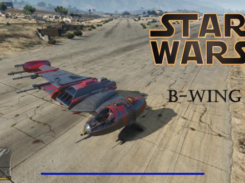 Star Wars B-WING [ADD-ON] 0.1
