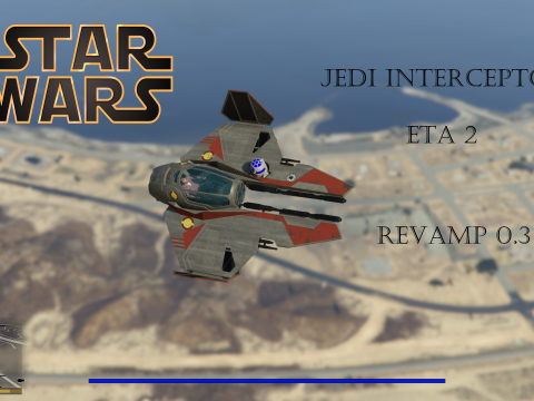 Star Wars Jedi Interceptor ETA 2 [Add-On] 0.3