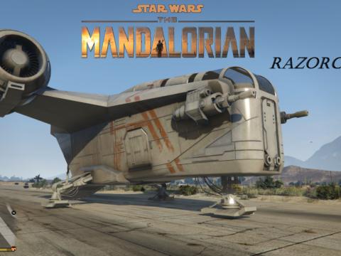 Star Wars Razorcrest [Add-On] 0.2